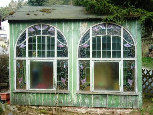 Jugendstilfenster
