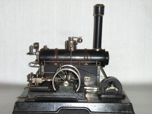 Dampfmaschine Märklin Compound 1920er Jahre